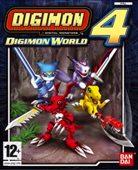 Digimon World 4 - Xbox