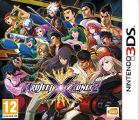 Project X Zone 2 - 3DS