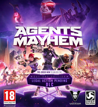 Agents of Mayhem [2017]