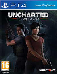 Uncharted : The Lost Legacy [2017]
