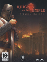Knights of the Temple : Infernal Crusade - Xbox