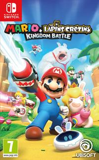 Mario + The Lapins Crétins : Kingdom Battle [2017]