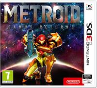 Metroid: Samus Returns [2017]