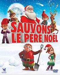 Sauvons le Père Noël - DVD