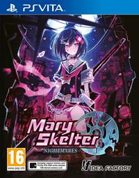 Mary Skelter: Nightmares #1 [2017]