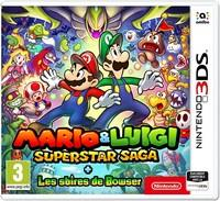 Mario & Luigi : Superstar Saga + Les Sbires de Bowser [2017]