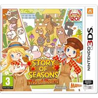 Story of Seasons : Trio of Towns - 3DS