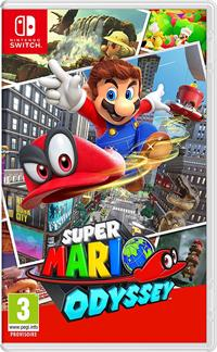 Super Mario Odyssey [2017]