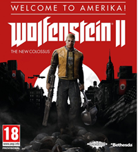 Wolfenstein II : The New Colossus - Xbox One