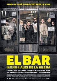 El Bar : Pris au piège [2017]