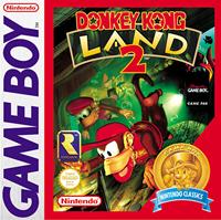 Donkey Kong Land 2 [1996]