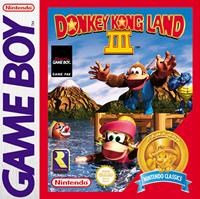 Donkey Kong Land III - Console Virtuelle
