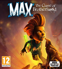 Max : The Curse of Brotherhood - eshop Switch