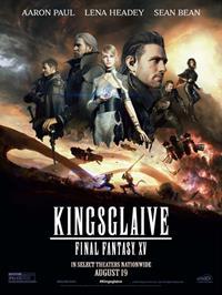 Final Fantasy : Kingsglaive [2016]