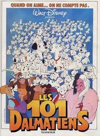 Les 101 Dalmatiens #1 [1961]