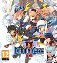 Demon Gaze II #2 [2017]