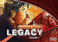 Pandémie : Pandemic Legacy Saison 1 [2015]
