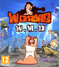 Worms : Weapons of Mass Destruction - PS4