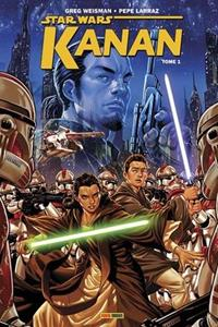 Star Wars : Kanan Tome 1 [2015]