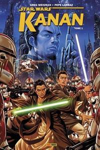 Star Wars : Kanan Tome 1 [2015]