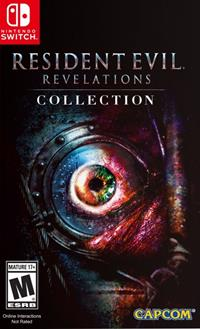 Resident Evil Revelations Collection - Eshop Switch