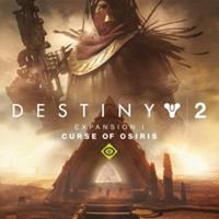 Destiny 2 - Extension I : La Malédiction d'Osiris - PSN