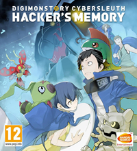 Digimon Story : Cyber Sleuth - Hacker's Memory [2018]