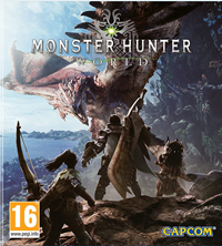 Monster Hunter : World - PS4