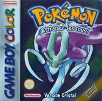 Pokémon Version Cristal - Console Virtuelle
