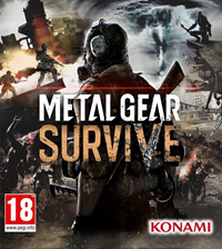 Metal Gear Survive [2018]