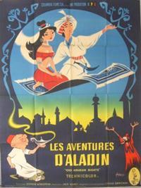 Aladdin : Les Aventures d'Aladin [1959]