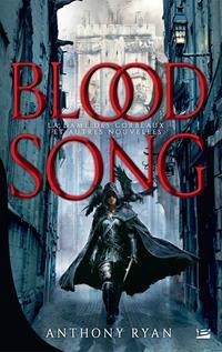 Blood Song : La Dame aux corbeaux et autres nouvelles [2018]
