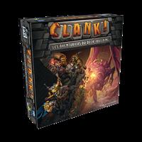 Clank ! Les Aventuriers du Deck-building [2018]
