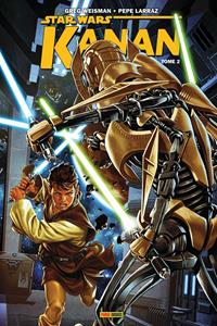 Star Wars : Kanan Tome 2 [2016]