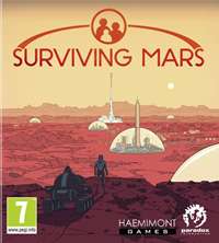 Surviving Mars [2018]