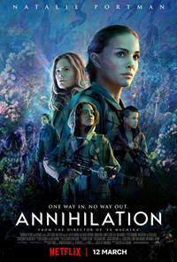 Annihilation [2018]