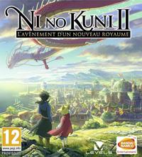 Ni no Kuni II : l'Avènement d'un nouveau royaume - King's Edition - PS4