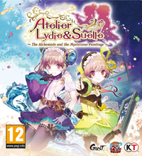 Atelier Lydie & Suelle: The Alchemists and the Mysterious Paintings [2018]