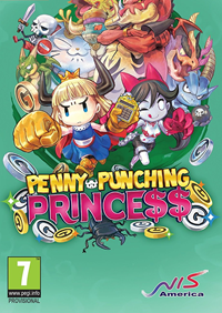 Penny-Punching Princess - Switch
