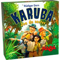 Karuba Le jeu de cartes [2017]