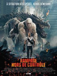Rampage - Hors de contrôle [2018]