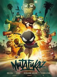 Mutafukaz [2018]