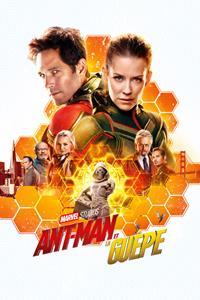 L'Homme Fourmi : Ant-Man et la guèpe
