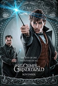 Harry Potter : Les Animaux Fantastiques 2 : Les Crimes de Grindelwald #2 [2018]