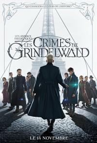 Harry Potter : Les Animaux Fantastiques : Les Crimes de Grindelwald #2 [2018]