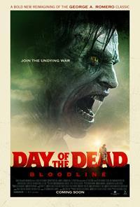 Le Jour des morts-vivants : Day of the dead : Bloodline [2018]