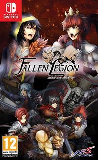 Fallen Legion : Rise to Glory [2018]
