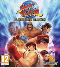 Street Fighter 30th Anniversary Collection [2018]