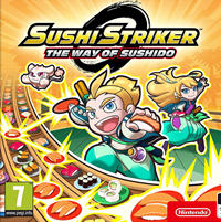 Sushi Striker: The Way of Sushido [2018]