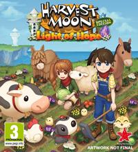 Harvest Moon : Lumière d'espoir [2018]